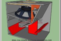 Real Cla Single 18 Inch Solid Sound Box System Scheme